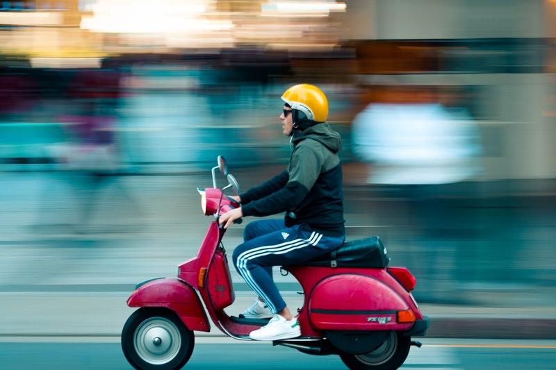 scooter-verzekering-student